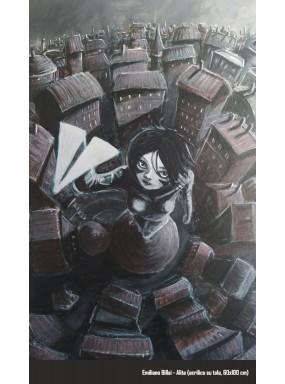 Illustrazione n. 9 Fiaba il Mago di Emiliano Billai