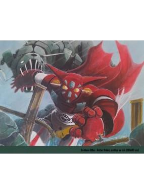 Illustrazione n. 23 Fiaba il Mago di Emiliano Billai